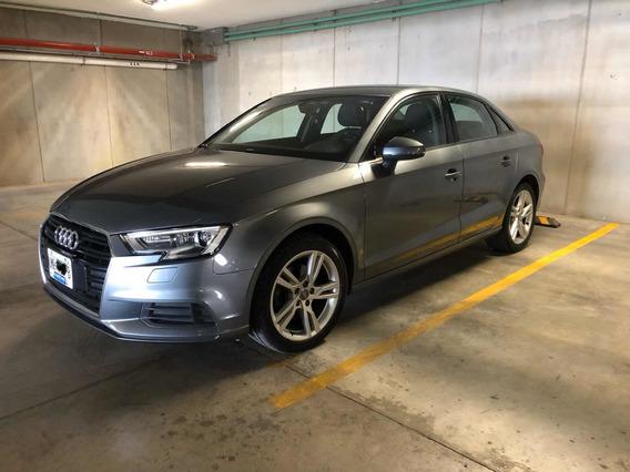 Audi A3 1.4 Sedán Dynamic At Dsg 2017