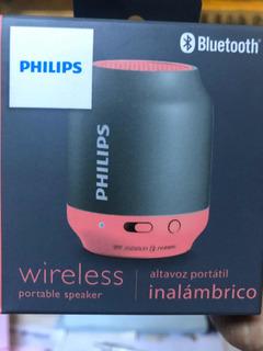 Parlante Inalámbrico Bluetooth Philips