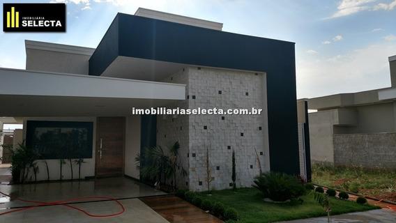 Casa Condomínio 3 Quartos Para Venda Village Damha Rio Preto Iii Em São José Do Rio Preto - Sp - Ccd3804