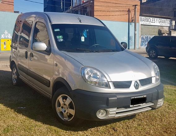 Renault Kangoo Sportway 1.6 16v Airbag Doble Portón Full.
