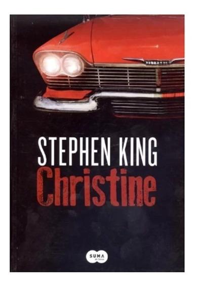 Livro Christine Stephen King - Novo Lacrado Ed. Normal