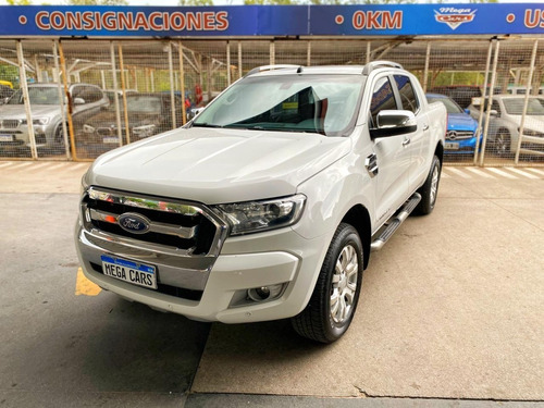 Ford Ranger 3.2 Limited 4x4 At 2017 - Inmaculada!
