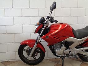Yamaha Fazer Ys 250 - 2012 - Vermelha - Financiamos
