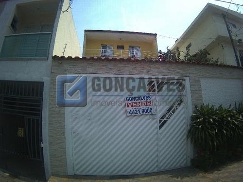 Venda Sobrado Santo Andre Vila Curuca Ref: 139962 - 1033-1-139962