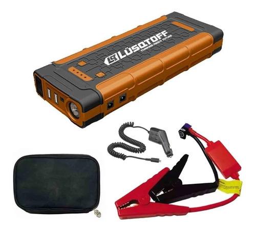 Cargador Arrancador Bateria 300amp Portátil 15000ma Lusqtoff
