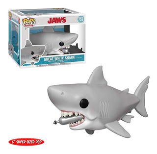 Funko Pop Jaws 759 Tiburon Tank Nuevo Original Stock