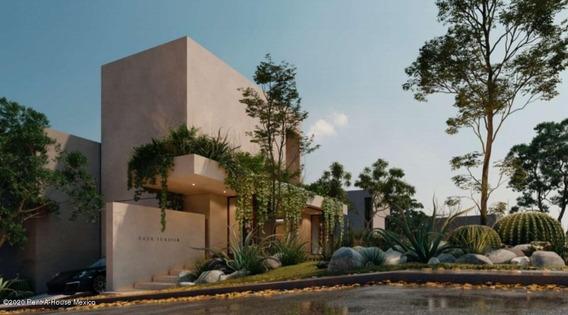Casa En Venta En Zibata, El Marques, Rah-mx-21-187