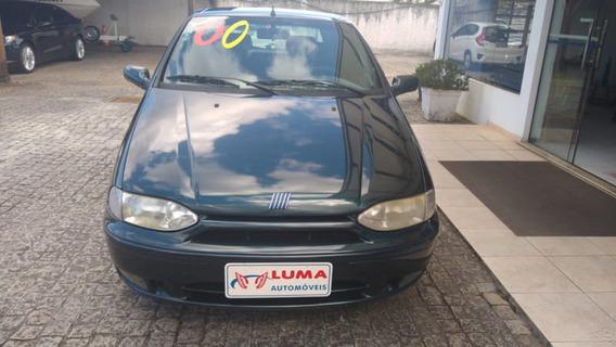 Fiat Palio Elx 1.0 8v(n.versao) 4p 2000