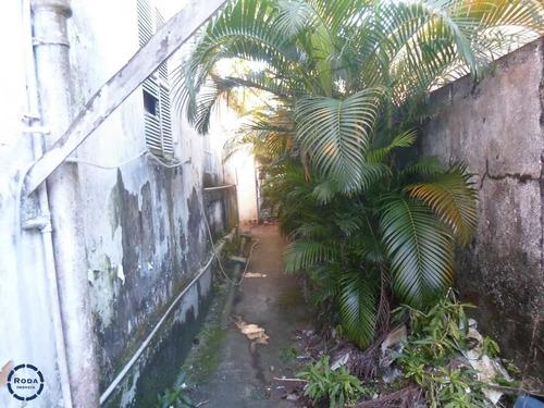 Casa, Boqueirão, Santos, 0m² - Codigo: 8380 - A8380