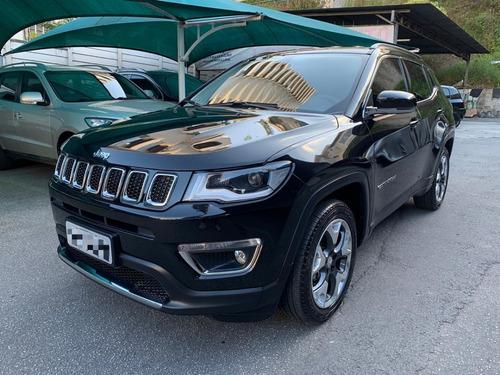 Jeep Compass Limited 2.0 Flex 2018 De Única Dona