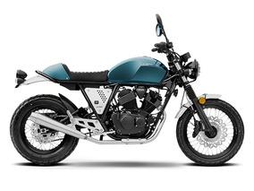 Moto Zanella Ceccato V250i Nueva Novedad 0km Urquiza Motos
