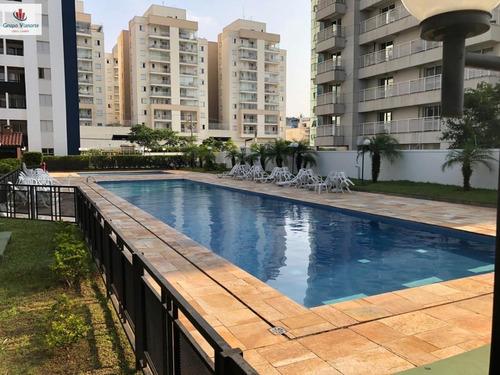 Apartamento A Venda No Bairro Água Rasa Em São Paulo - Sp.  - A342-1