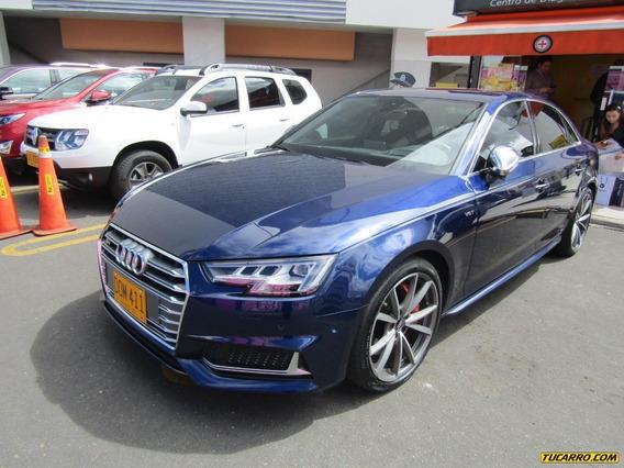 Audi S4 S4 B9 Turbo
