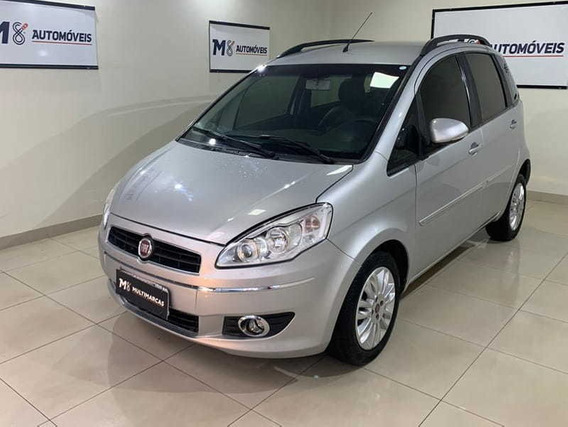 Fiat Idea Essence 2013 Completo 1.6 Manual