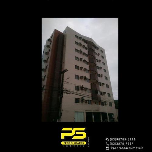 Imagem 1 de 8 de Sala Para Alugar, 29 M² Por R$ 1.100/mês - Centro - João Pessoa/pb - Sa0250
