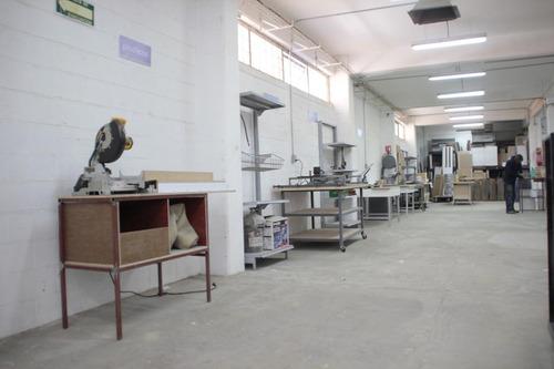 Imagen 1 de 7 de Bodega Industrial - Granjas México