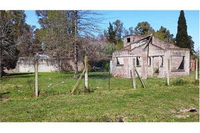 Venta Lote C/ Casa En Const. M. Alberti - Del Viso