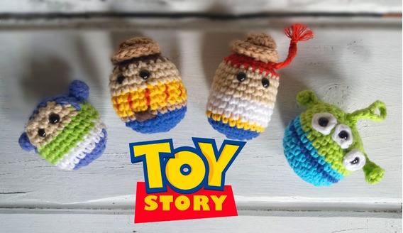 Souvenir Toy Story Amigurumi