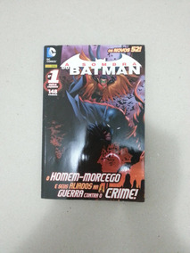 A Sombra Do Batman Nºs 1,2,3,4,5