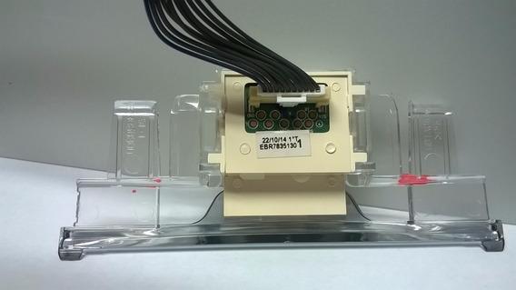 Placa Teclado Funções - Lg - Modelo 42lb5600
