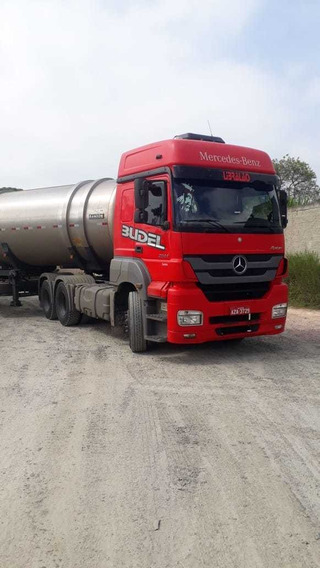 Mercedes Axor 2644 6x4 2014