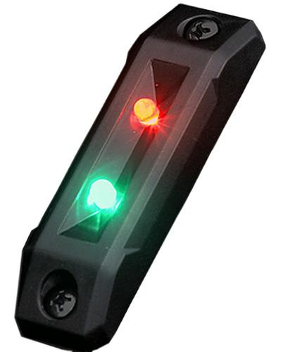 Imagem 1 de 1 de Mini Sinalizador Gp Control Led Abertura Portas/portões Top