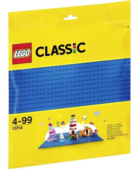 Base Lego Classic Cores Verde Azul Ou Branca
