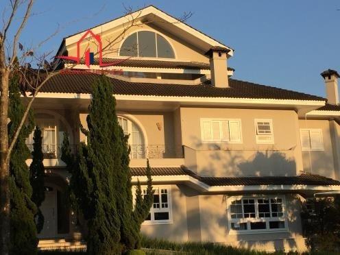 Casa A Venda No Bairro Alphaville Residencial Dois Em - 718-1