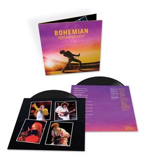Queen Lp Duplo 180g Bohemian Rhapsody Lacrado