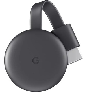 Google Chromecast 3 Gen Hdmi Smart Tv