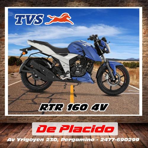 Tvs Rtr 160