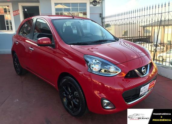 Nissan March 1.6 Sl Unica Dona