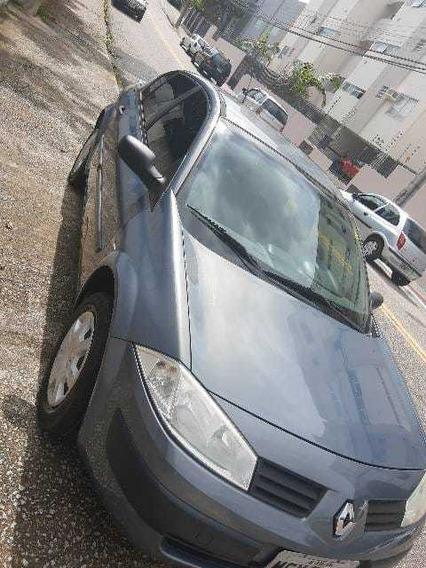 Renault Megane Sedan Hi-flex 1.6 16v