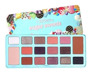 Paletas Beauty Creations Sugar Sweet Ojos Maquillaje Sombra