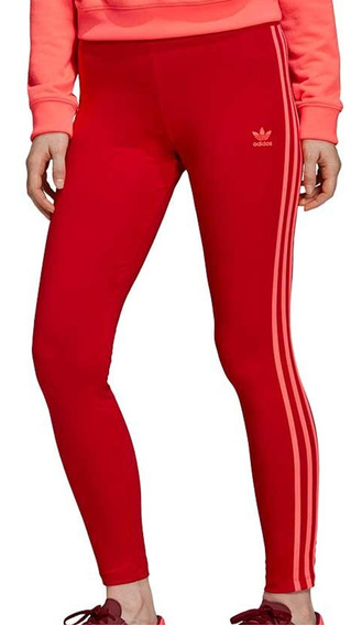 Calza adidas Originals Moda 3 Str Tight Mujer Rj/cf