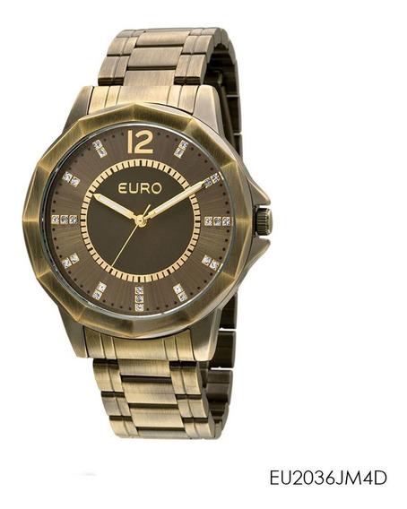 Relógio Euro Antique FemininoEu2036jm/4d