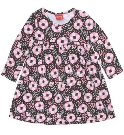Vestido Infantil Menina Em Cotton Kyly - 084206841 Ma. Mari