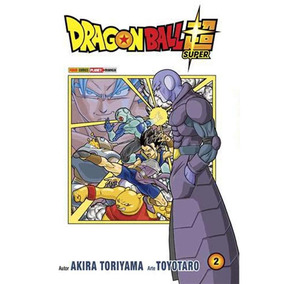 Mangá Dragon Ball Super Vol.2 - Pré-venda