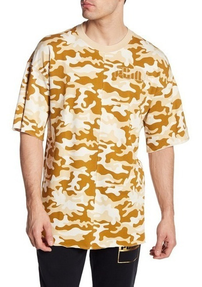 Camiseta Puma Orversized Elemental Tee Oficial E Original +