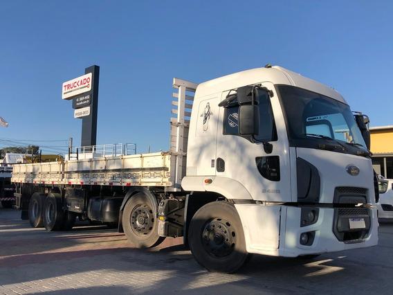 Ford Cargo 2429 - 2013 - Cabine Leito - 8x2=2426 2428 2729