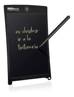 Tablet De Escritura Lcd Tipo Pizzaron