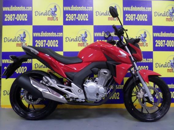 Twister 250 2016 Moto Em Estado De Zero Com 141 Km