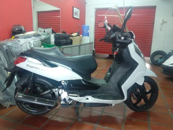 Citycom 300i 2013 Baixa Km Revisada Pneus Novos