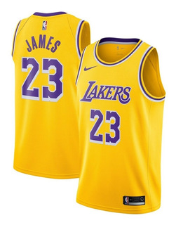 Camiseta Nike Nba Lebron James Original De Usa