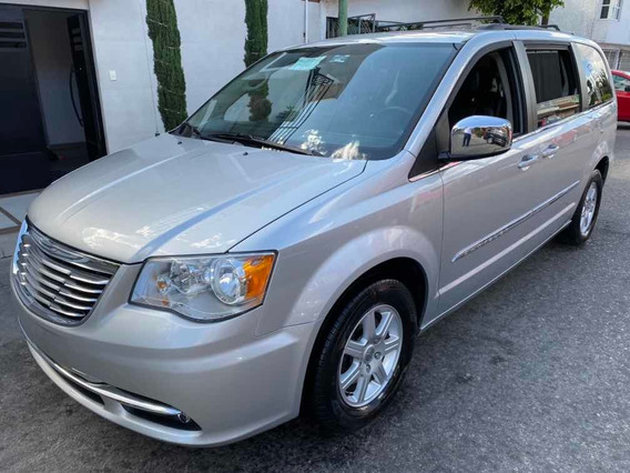 Chrysler Town & Country 2011 3.6 Touring Dvd 3 Pant C/revers