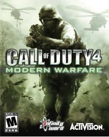 Call Of Duty 4 Modern Warfare Pc Promoçao!!