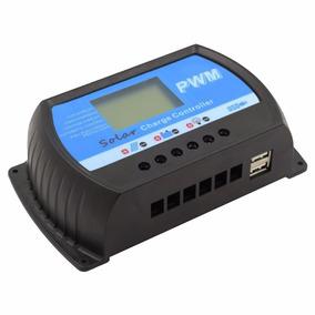 Controlador 40a Solar Digital Hi Quality Pwm Envio Rápido