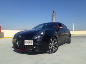 Alfa Romeo Giulietta 2017 Veloce Piel Automatico Bose Clima