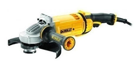 Amoladora Angular Dewalt 9 Pulga 230mm 2400w Dwe4559 - Rex