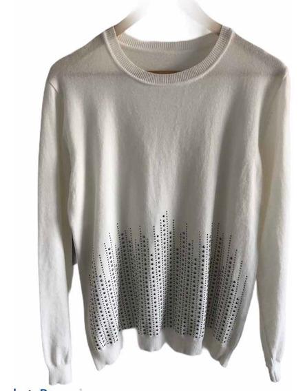 Sweater Mujer Importado Tachas Bremer